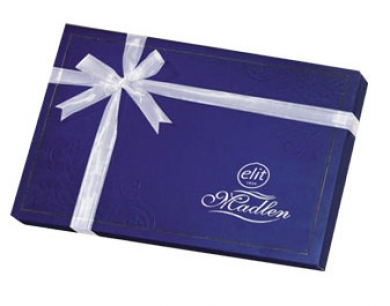 Sevgiyle Lacivert Madlen Çikolata (430 Gr)